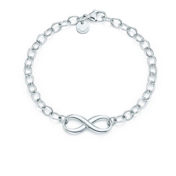 Tiffany & Co. Jewelry - [Tiffany & Co] Infinity Bracelet Sterling Silver